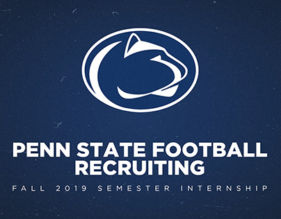 Penn State Football Recruiting - Fall 2019