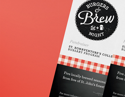 Burgers & Brew Night