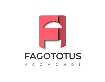 Letter F and A modern logo design