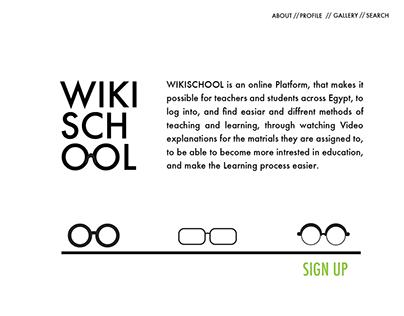 WikiSchool