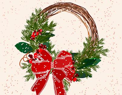 Christmas -Procreate I