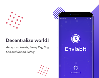 Enviabit - Crypto Blockchain App