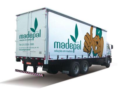 Caminhões Madepal