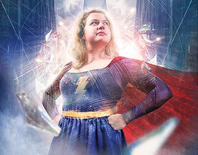 Super Hero - Photoshop Creative / 156