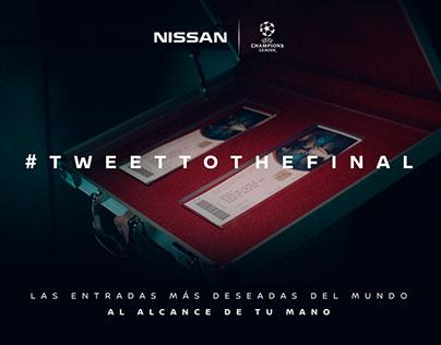 #TweetToTheFinal