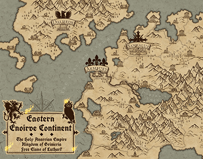 Abandoned Project Map