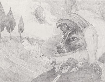 Pencil , sketch