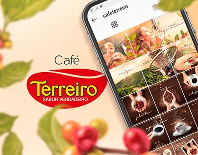Conteúdo Digital - Café Terreiro