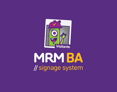 MRM BA Signage System