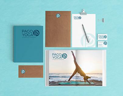 Pago Yoga Branding