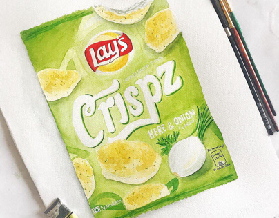 Lays Chips cover