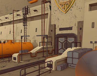 3D Illustration I