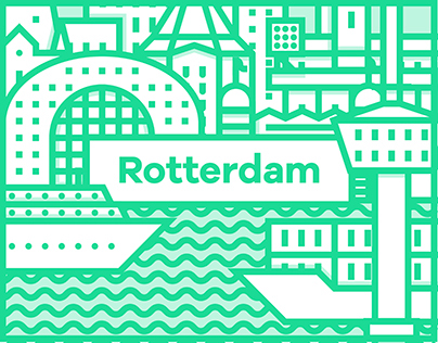 Icons of Rotterdam