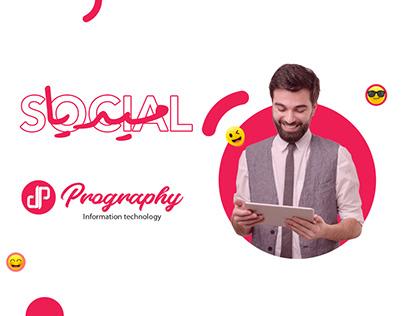 Social Media Prography