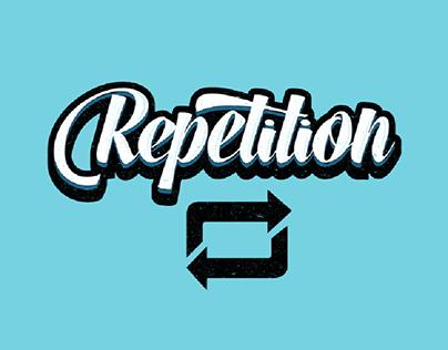 Repetition Legitimises.