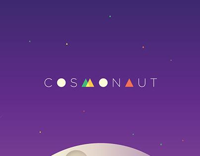Cosmonaut CD Cover (2017)