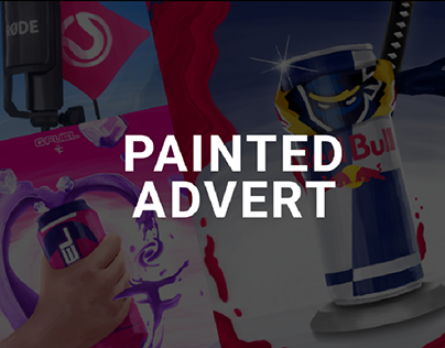 PAINTED ADVERT