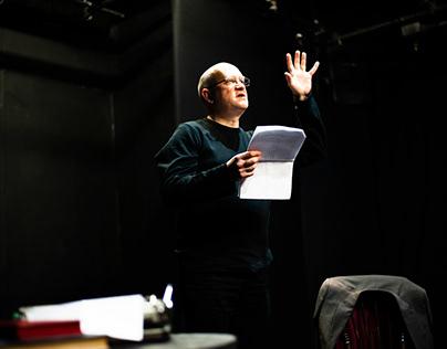 Pessoa. My-self. I. rehearsal - February 2020