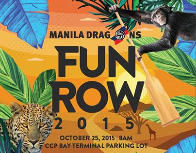 Manila Dragons Fun Row (2015)