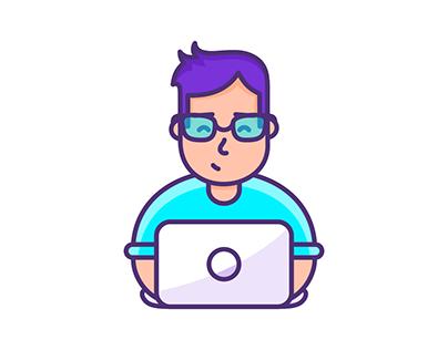 Telegram stickers programmer