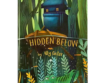 Yokico Booksafe - Hidden Below