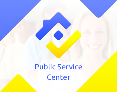 Odesa Public Service Center. Branding