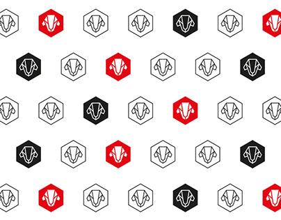 Kyūdō Team – Branding