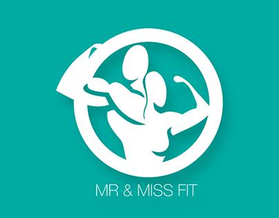 Mr & Miss Fit Concept Art