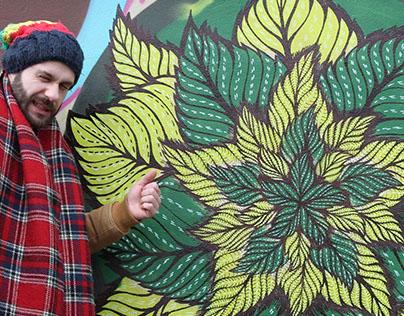 Street Art Herbs