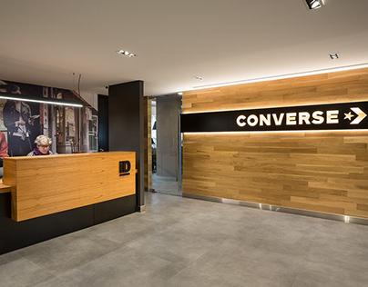 Oficinas Converse para Contract Workplaces