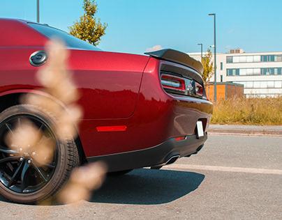 Dodge Challenger | Photoshooting