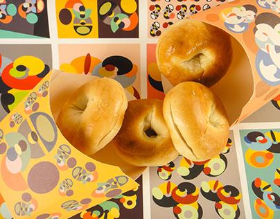Package Design for Bagels (2019)