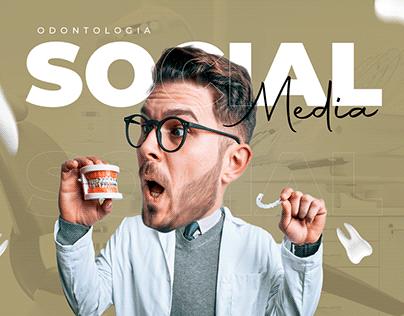 Social Média - Odontologia e Estética