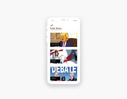 Daily UI #28: Trending