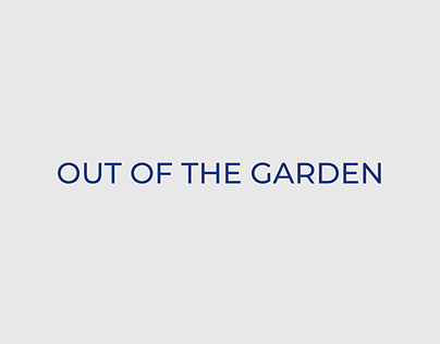 """""""Out of the Garden"""" Short Documentary"""