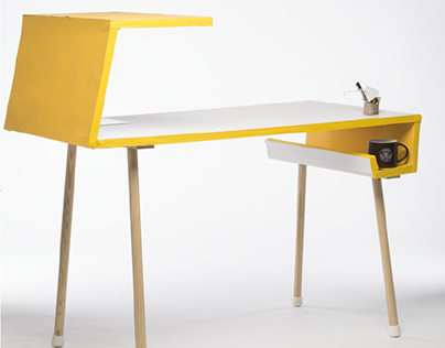 A Sustainable Office Desk
