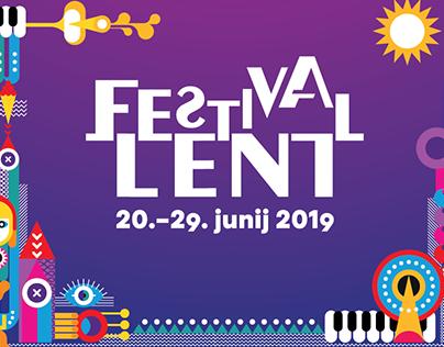 FESTIVAL LENT 2019 / VISUAL IDENTITY