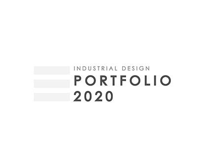 Industrial Design Portfolio'20