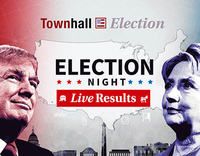 2016 Townhall Election Graphics