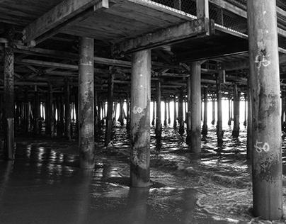 Cali - Under the Boardwalk