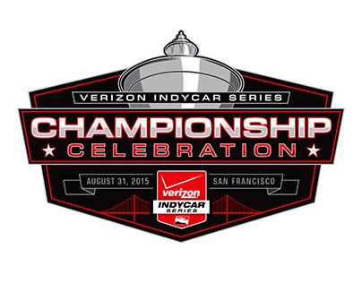 2015 Verizon IndyCar Series Championship Celebration
