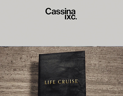 Illustration for Cassina IXC proportion movie