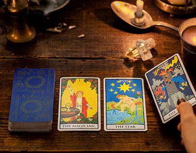 Tarot Card Lesson Program