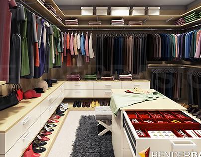 Colombia's Master Closet