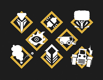 Icons: Farming Simulator League