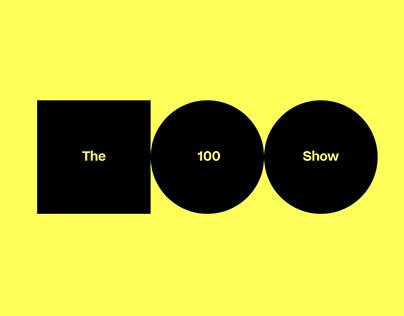 AIGA 100 Show