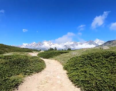 Trekking Matterhorn region