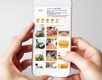 Feed Instagram | Panificio Cirilli