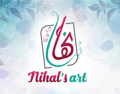 Nihal's Art logo