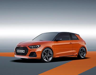 2020 Audi A1 Coupe